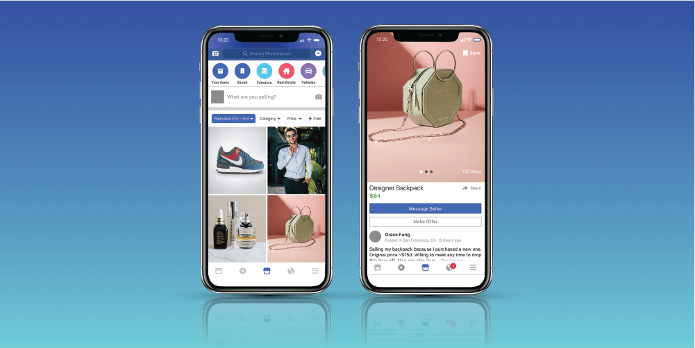 What is Facebook Marketplace