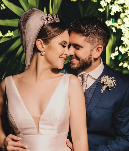 Wedding Retouching After Editing