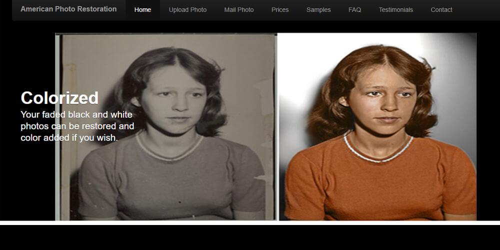American Photo Restoration