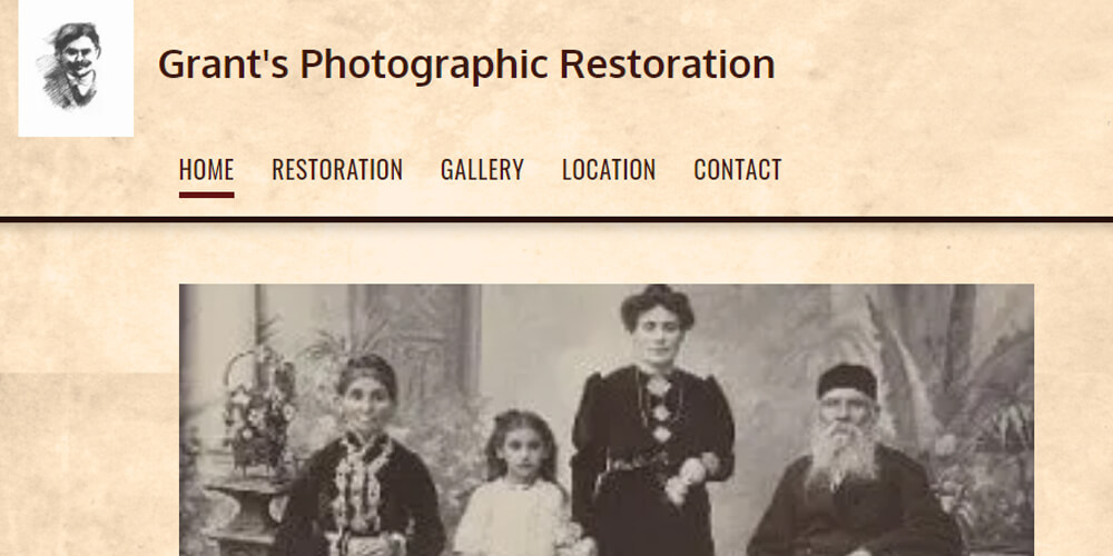 Grants Photographic Restoration